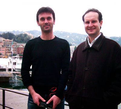 Sta. Margarita Ligure with Jorge Mira