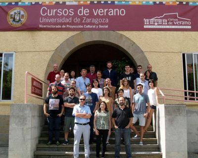 Summer School in Jaca