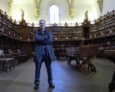 Library of Salamanca